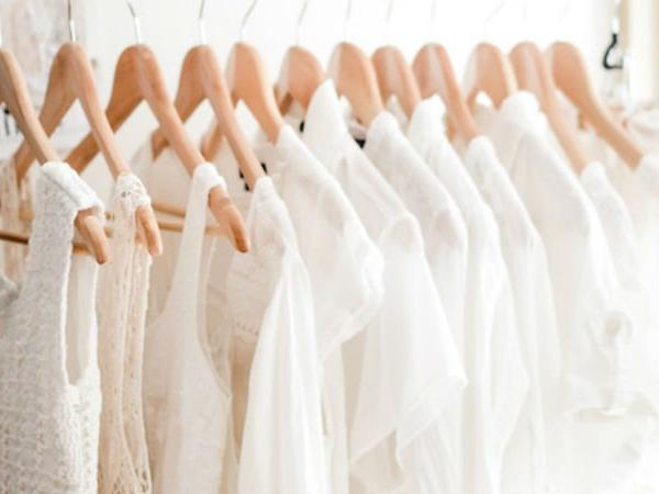 The 10 best secrets to keep your white clothes sparkling
