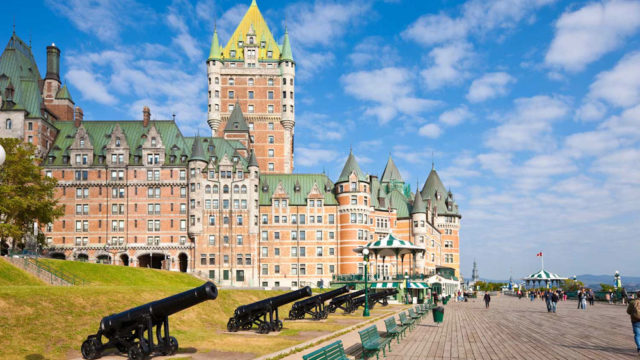 Here are 10 good reasons to visit Quebec City