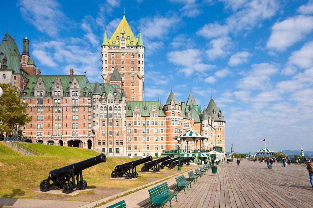 Voici 10 bonnes raisons d'aller visiter la ville de Québec