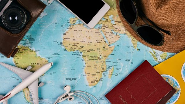 Find out how to travel cheaply around the world