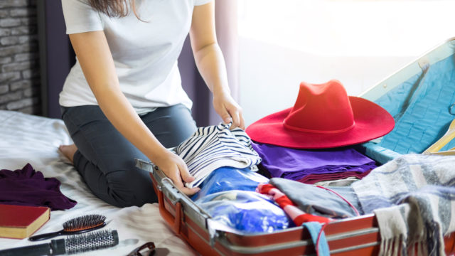 10 Packing Tips To Fit More Stuff In Your Suitcases