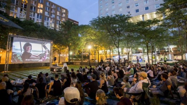 The outdoor cinemas to discover in Quebec this summer