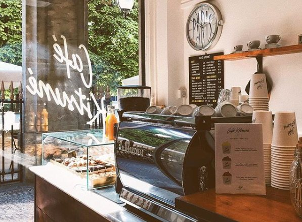 11 of the most beautiful places to drink a good coffee in Paris