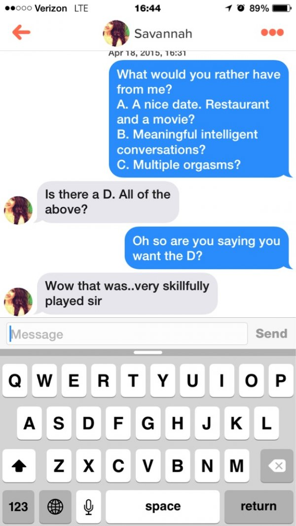Tinder Pick Up Lines Here Are The 15 Funniest Ones