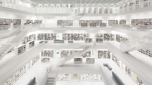 Here are the 10 most beautiful libraries in the world