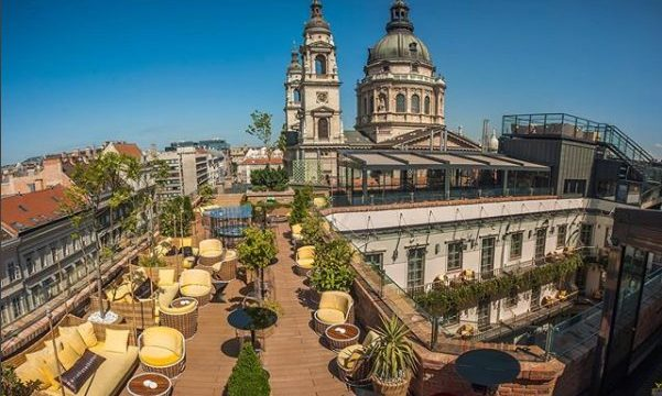 The 10 most magnificent rooftop terraces in the world