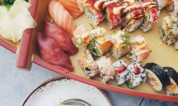 The best all-you-can-eat sushi restaurants in New York