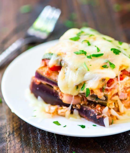 Cette recette de lasagne sans pâte plaira même aux non végétarien