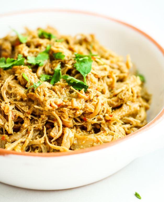 Cette recette de poulet thaï à la mijoteuse comblera vos papilles