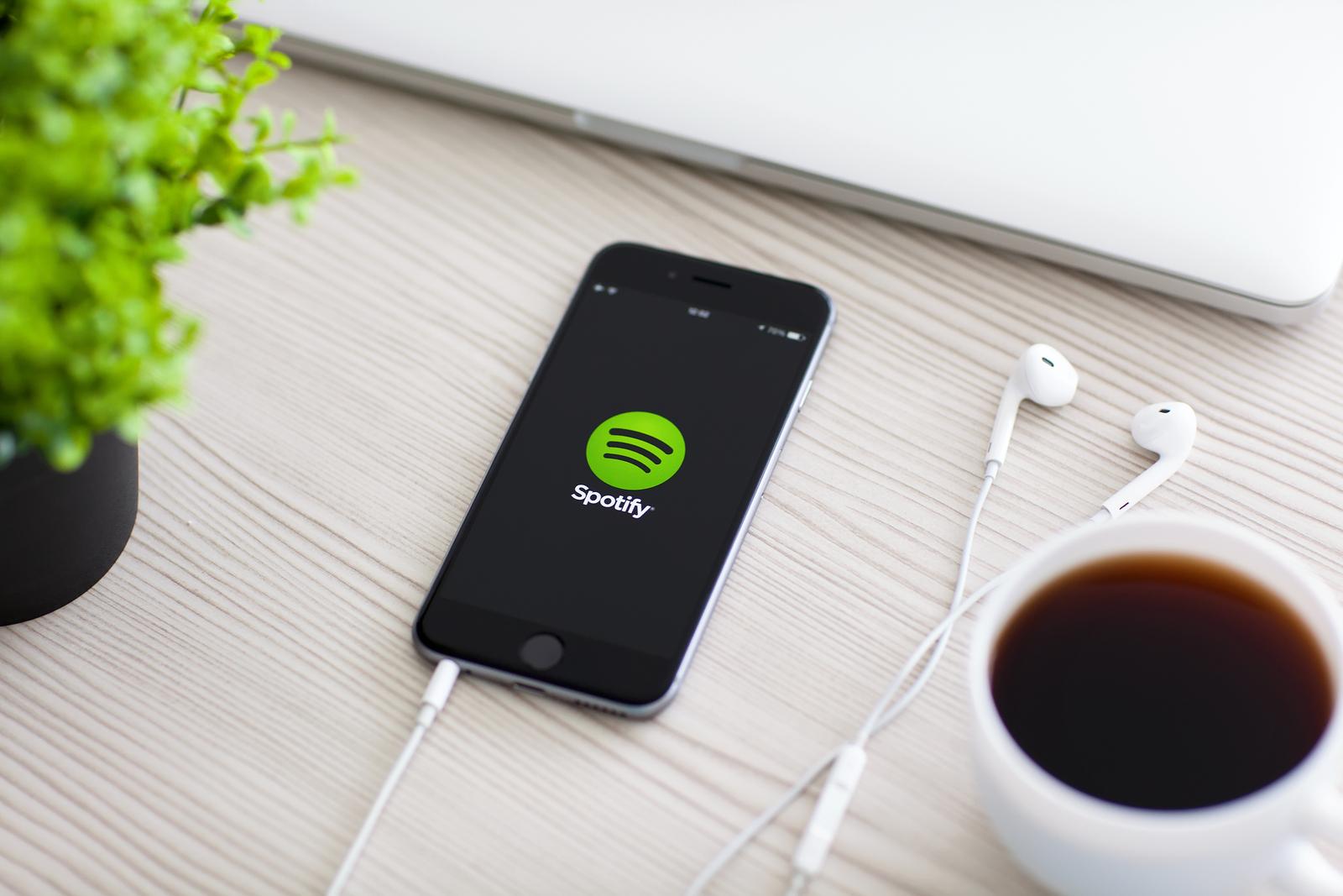 10 playlists de musique Spotify à écouter en boucle