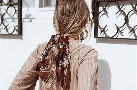 10 trendy ways to style a ponytail