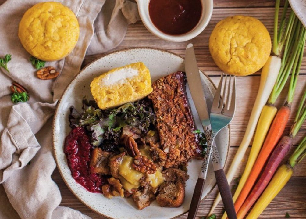 10 recipes for a happy and vegan thanksgiving