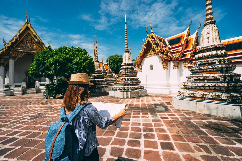 Il y a une grande différence entre être un voyageur et un simple touriste