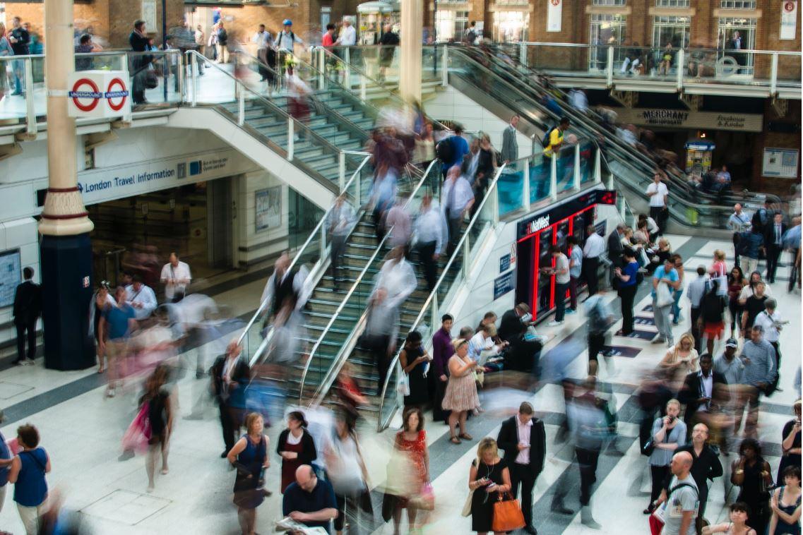 Magasinez lors du Cyber Monday vous évite les foules immenses dans les centres d'achat