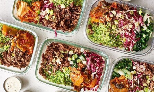 Healthy lunch : 10 ideas for your meals