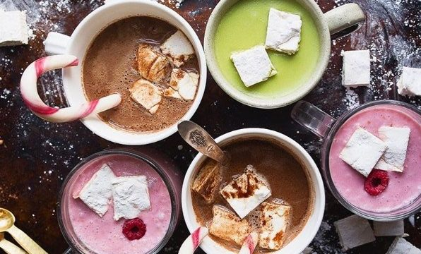 The 10 most scrumptious hot chocolate recipes