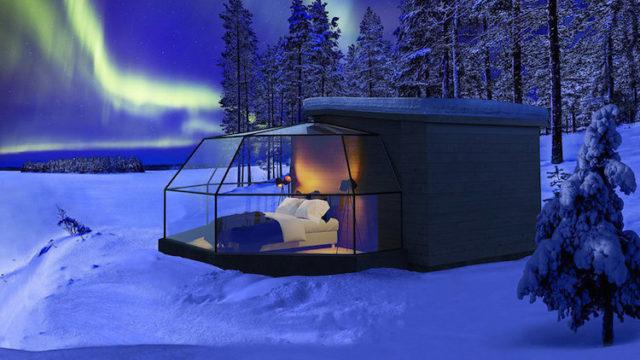 Les 10 endroits les plus spectaculaires où passer la nuit