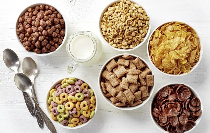 cereals bowls