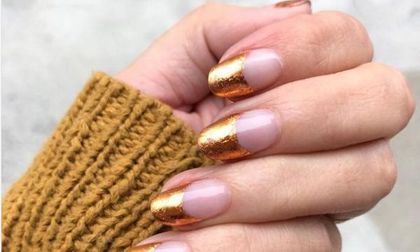 The best 2018 Christmas nail trends for this winter