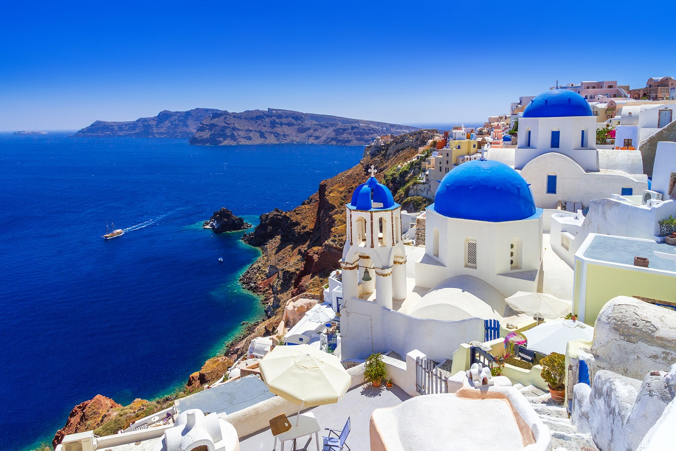 10 of the most sumptuous Greek islands to discover