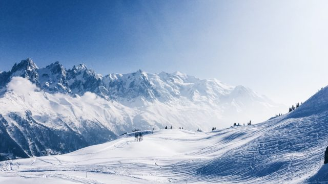 10 perfect places to go skiing for thrill-seeking athletes