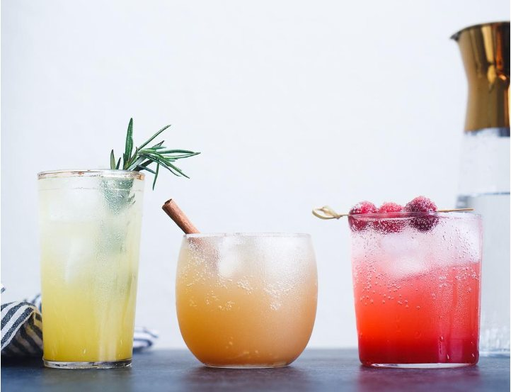 Non alcoholic drinks: the best holiday mocktail recipes
