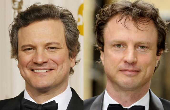 Colin Firth - Jonathan Firth