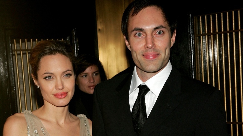 Angelina Jolie et James Haven