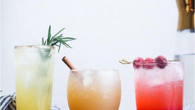 Boissons non alcoolisées: les meilleures recettes de mocktails des Fêtes