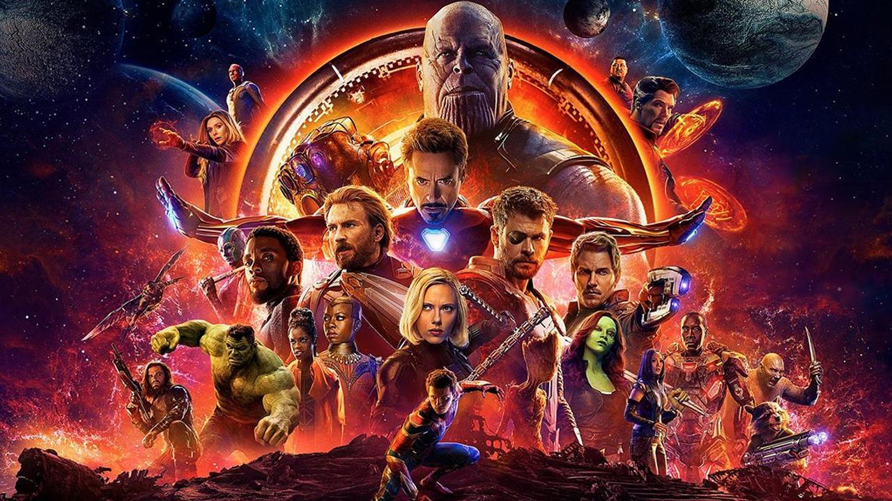 Tel un cadeau de Noël, Avengers: Infinity War arrive sur Netflix le 25 décembre 2018.