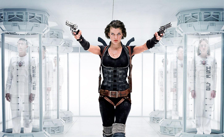 Resident Evil: Afterlife arrive sur Netflix dès le 1er décembre 2018