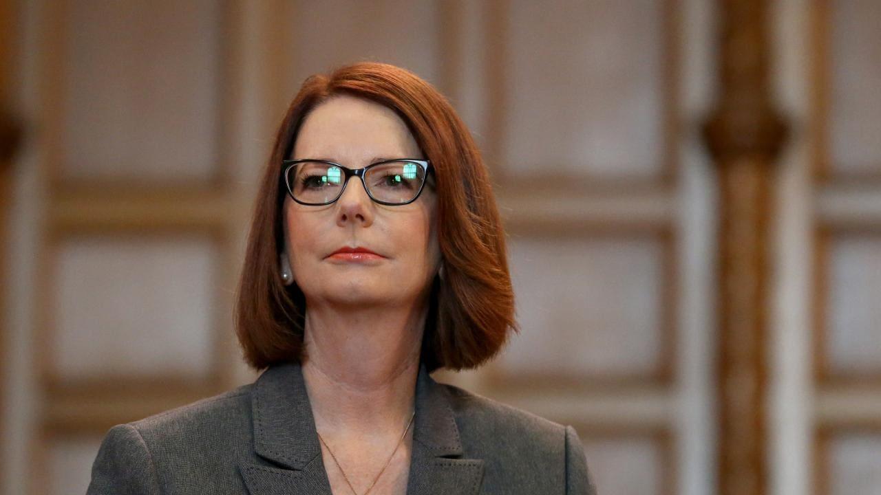 Julia Gillard est considérée comme la 4e meilleure première ministre d'Australie
