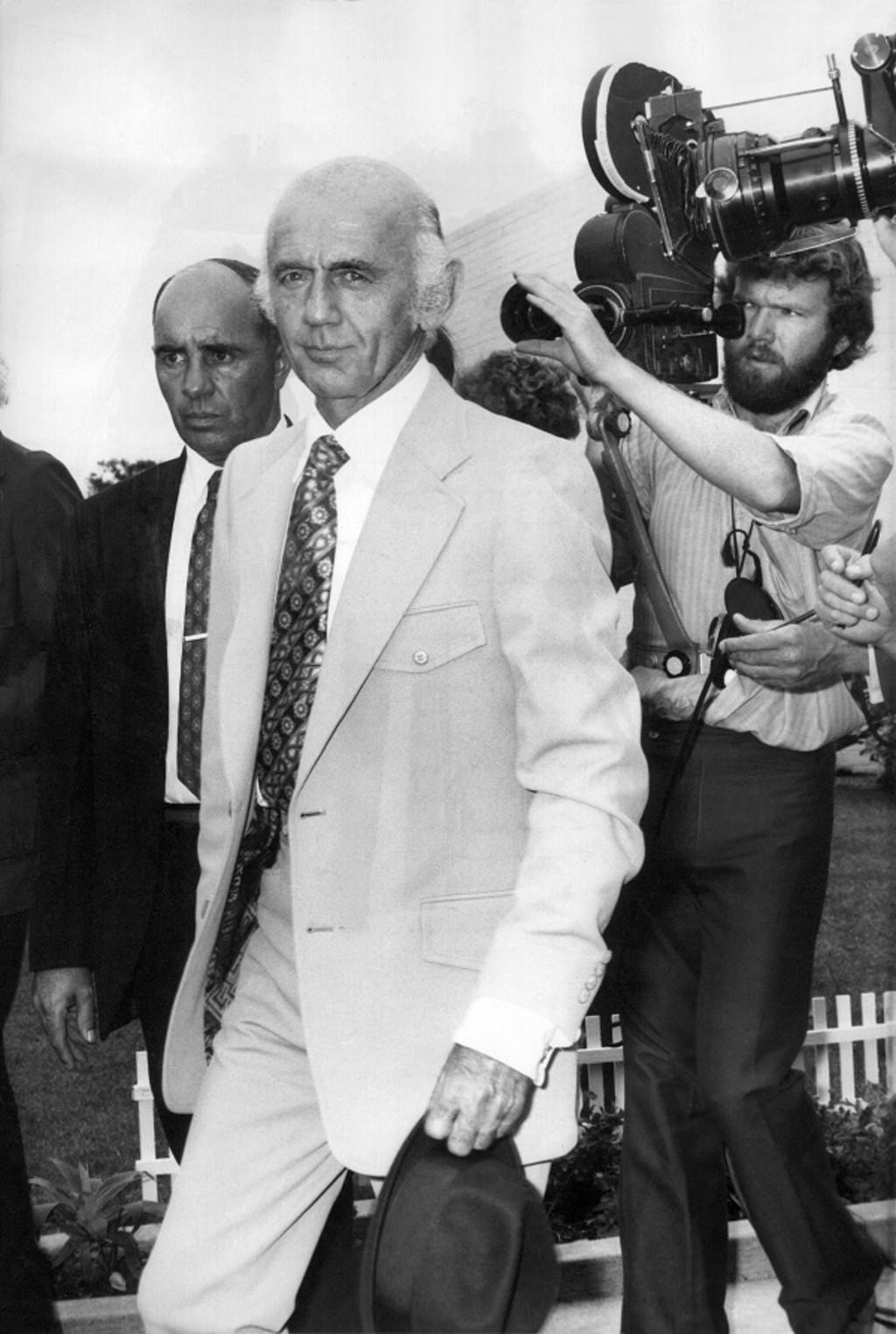 William McMahon est considéré comme le 9e meilleur premier ministre d'Australie