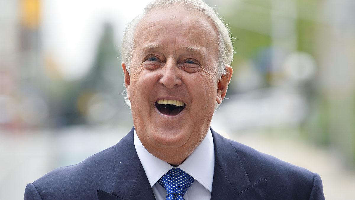Brian Mulroney est considéré comme étant le 8e meilleur premier ministre que le Canada ait connu