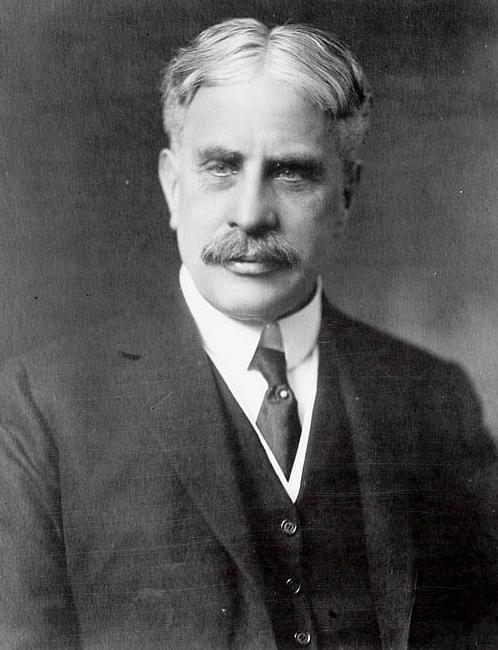Robert Borden seclasse 9e dans le top des meilleurs premiers ministres que le Canada ait connu