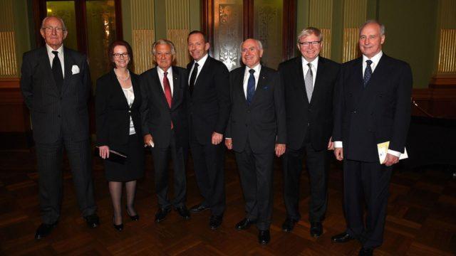 Top 10 des premiers ministres australiens classés du pire au meilleur