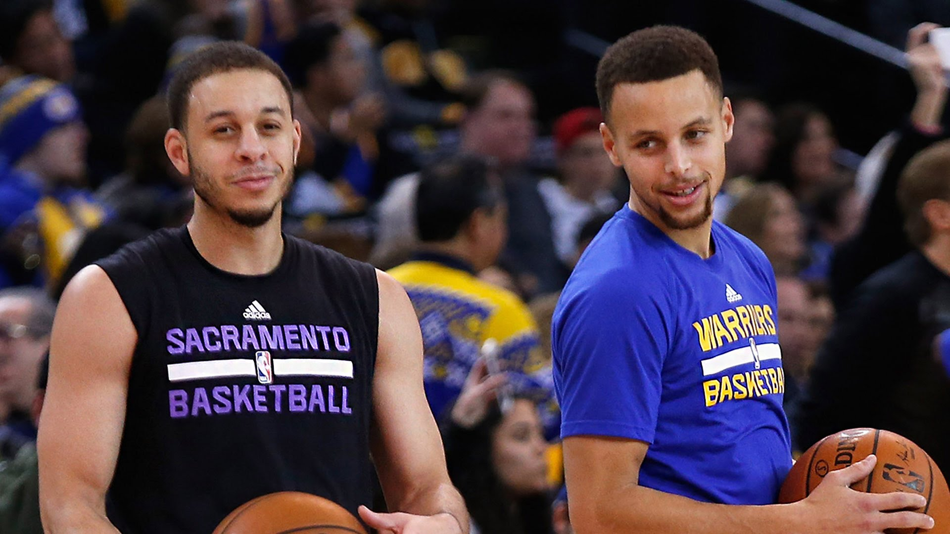 Steph Curry - Seth Curry