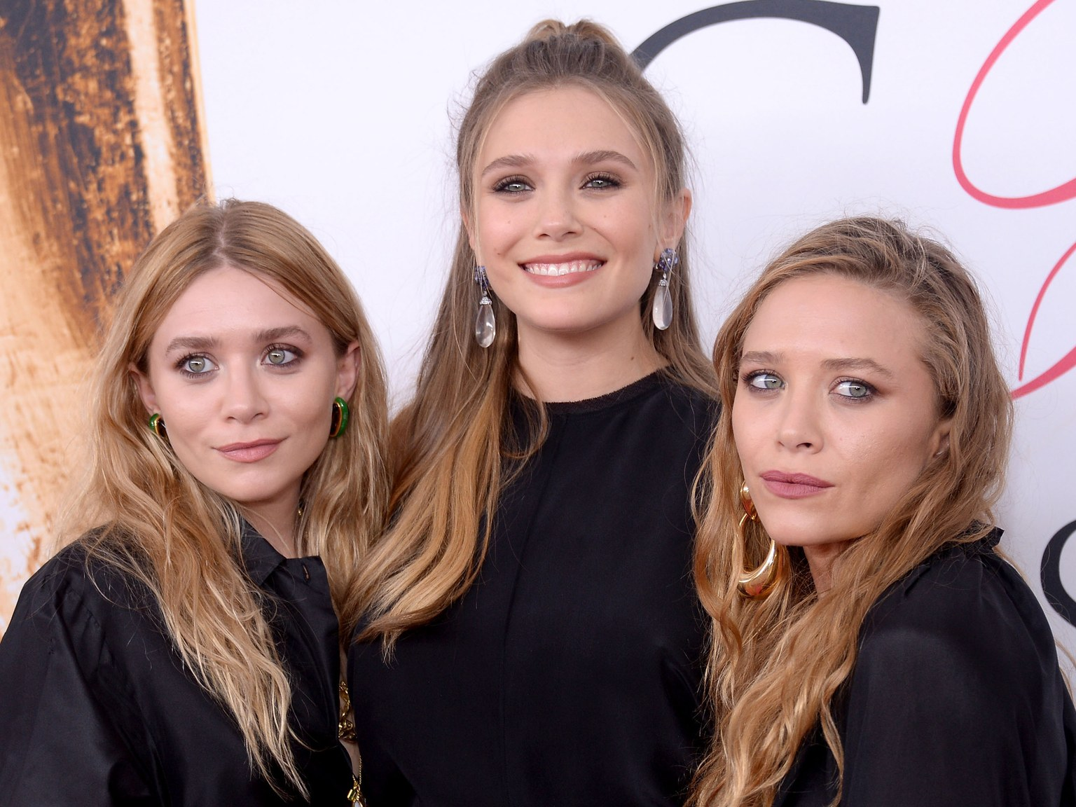 Mary-Kate et Ashley Olsen - Elizabeth Olsen