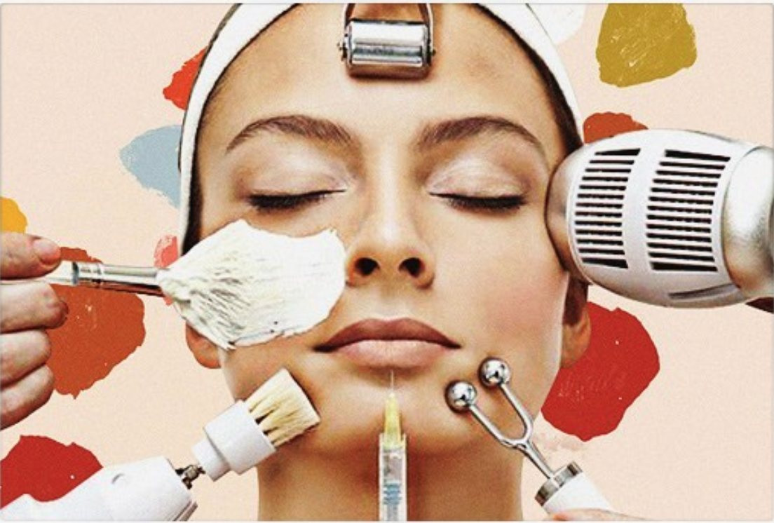 9 types of facials to treat your skin to the best treatments