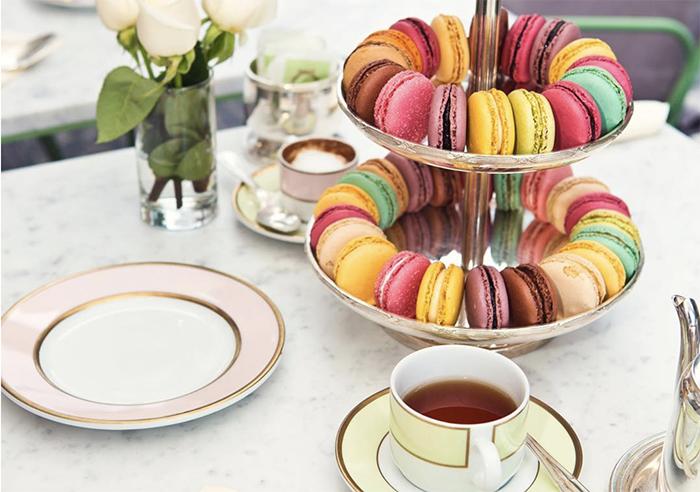 Découvrez les 10 meilleurs salons de thé de New York