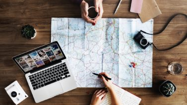 Planning a trip in a few simple steps
