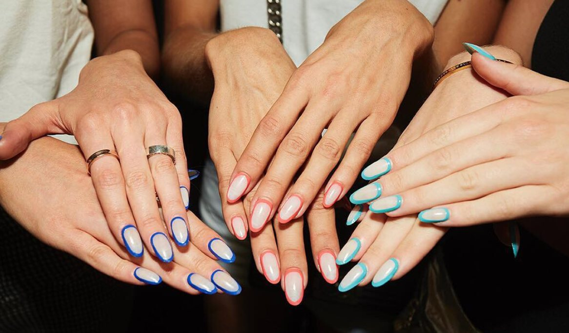 The 10 nail trends for spring,summer 2019