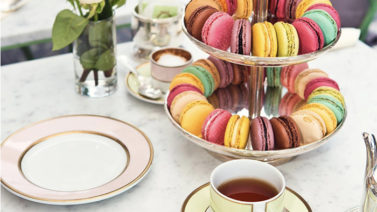 Discover the top 10 tea houses in New York City
