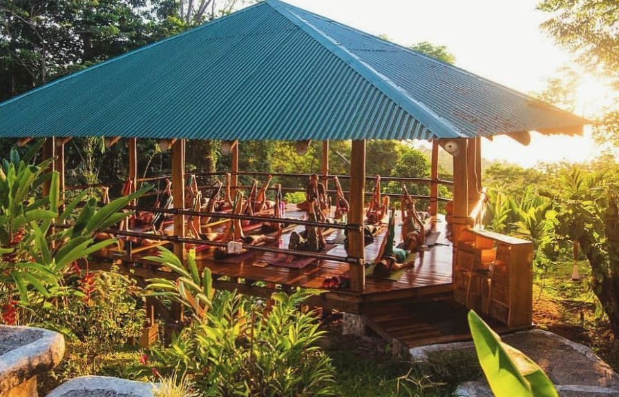Costa Rica Yoga Retreat Centers Located In A Paradisiacal Setting