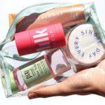 5 indispensables beauté pour sa valise et son sac de voyage
