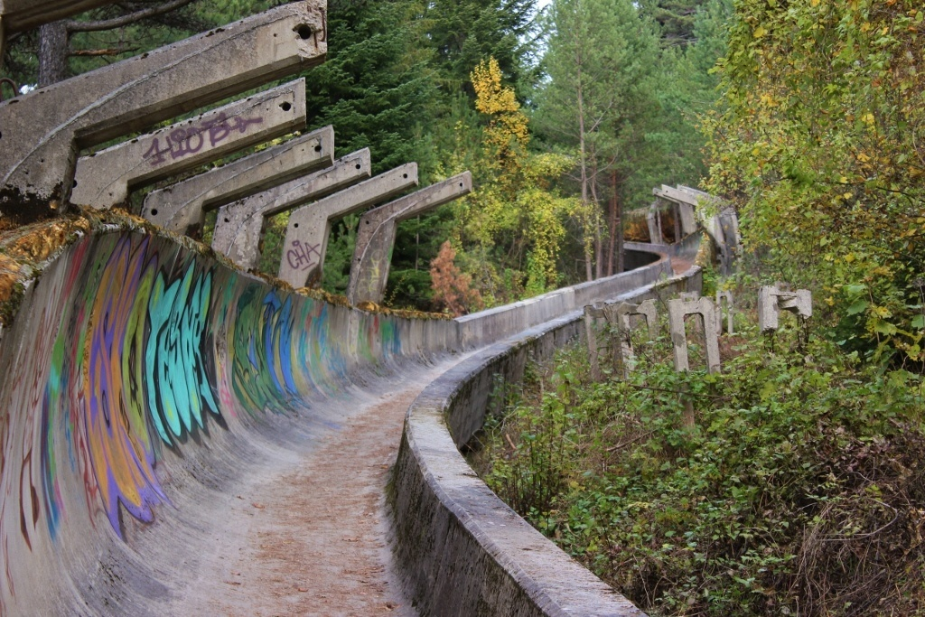 Abandoned Stadiums That Once Made Sports History