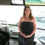 This Woman Turns A $7,000 Bus Into A Luxury Caravan!
