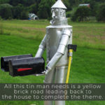 The Funniest Mailboxes Ever Seen In America